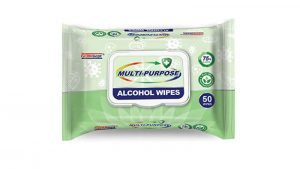 Titan Protect Antisepctic Alcohol Wipes
